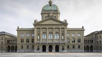 Die Sitzungen der nationalrätlichen Kommissionen finden nicht mehr im Bundeshaus, sondern im Hotel Bellevue statt.