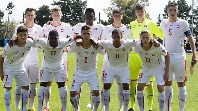 Das Schweizer Team verpasste den Einzug in die Halbfinals