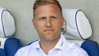 Die Zeit von Marc Schneider als Cheftrainer des FC Thun endet nach drei Jahren