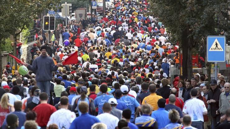 """Nicht jeder """"Marathonläufer"""" in der Geschichte überlebte den Lauf."""