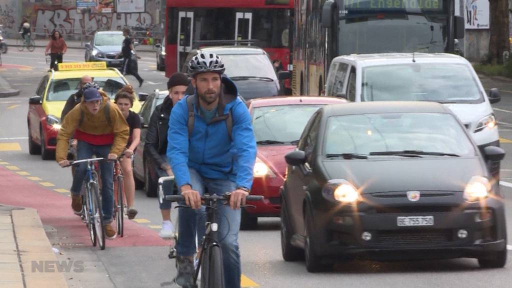 Autofahrer verärgert über neue Verkehrsführung der Lorrainebrücke