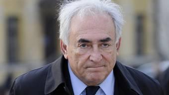 Die Zivilklage gegen Dominique Strauss-Kahn wird bald verhandelt werden (Archiv)