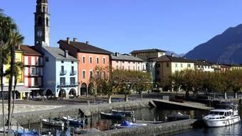 In Ascona Stieg das Thermometer am Samstag bis auf 22,6 Grad (Archivbild)