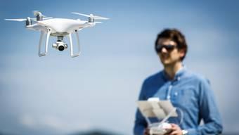 Dronies sind die neuen Selfies
