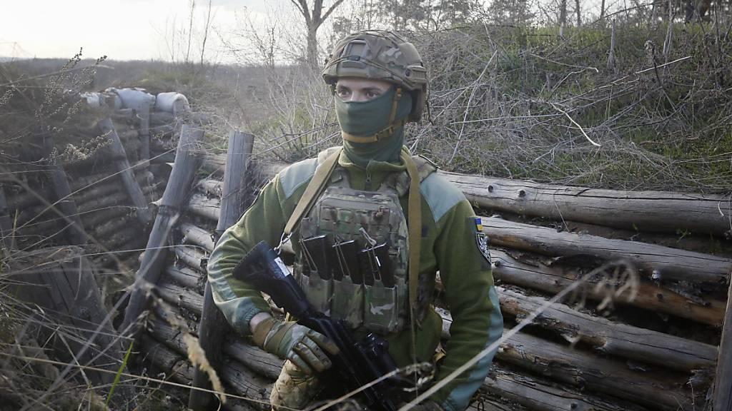 Muss die EU reagieren? Aussenminister beraten über Ukraine-Konflikt