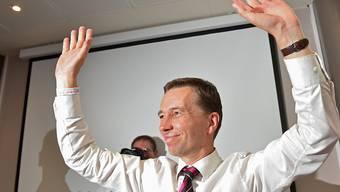 Bernd Lucke gründet die neue Partei ALFA.
