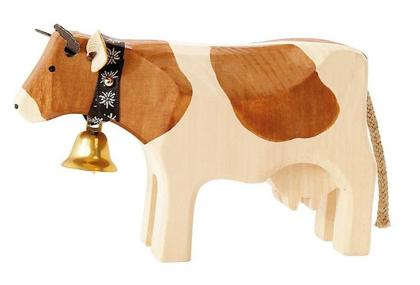 Marc Trauffer hat das Holzfiguren-Geschäft übernommen (Bild: zVg)