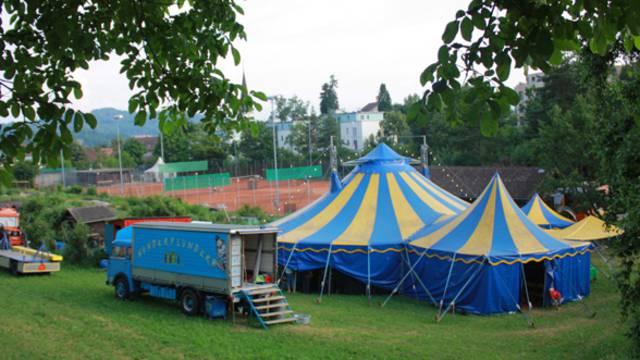 Blick auf den Theaterzirkus Wunderplunder (Bildquelle: wunderplunder.ch)