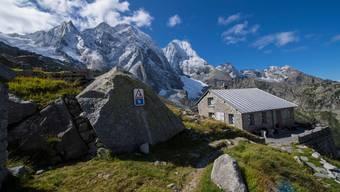 Am Piz Cengalo im Kanton Graubünden mussten schon einige Menschen ihr Leben lassen. Bild: Keystone