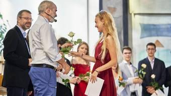Maturafeier Wettingen 2019