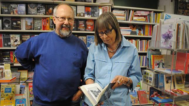 31 Jahre lang haben Peter und Ulrike Fleck die St. Marienbuchhandlung in Waldshut geführt. Zum 1. Juli gibt das Buchhändlerpaar das Geschäft auf