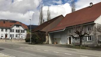 In der Liegenschaft an der Dorfstrasse in Matzendorf hätten zwei syrische Familien einziehen sollen.