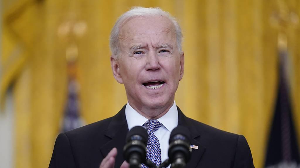 Weisses Haus: Biden unterstützt Waffenruhe im Nahost-Konflikt
