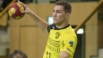 Tomas Babak erfolgreichster Torschütze für St. Otmar