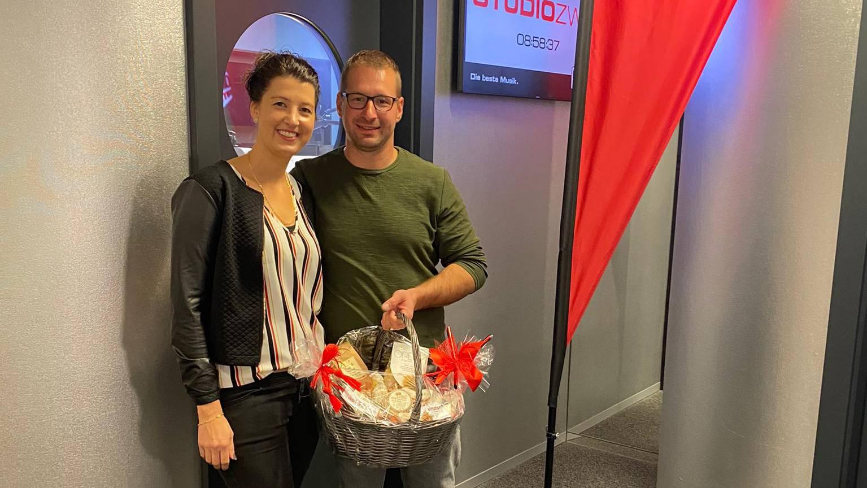 Cyrill und Pia Kuster aus Sörenberg