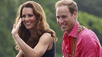 Royaler Sieg von Kate und William