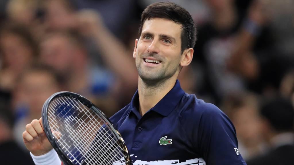 Djokovic gewinnt Titel und verliert Nummer 1