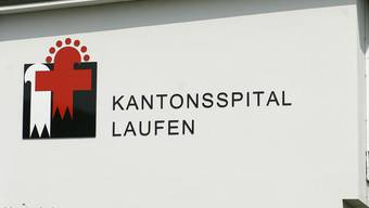 Unsichere Zukunft: Freisinnige und Grüne stellen die Rentabilität des Kantonsspitals Laufen in Frage. (niz/Archiv)