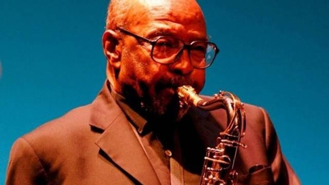 Saxophonist James Moody (Archiv)