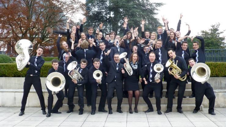 Ein beachtlicher Erfolg mit einem nicht sehr einfachen Stück: Die Emotion Brass erreichte am schweizerischen Brass Band Wettbewerb einen Podestplatz.