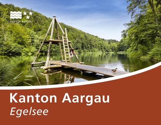 Tourismustafel Kanton Aargau, Egelsee
