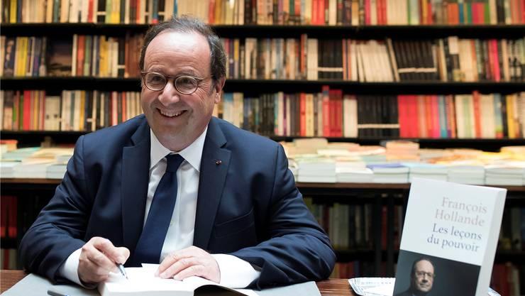 François Hollande.