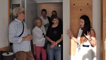Gallerie Networking-Anlass Gewerbeverein Schlieren 2020
