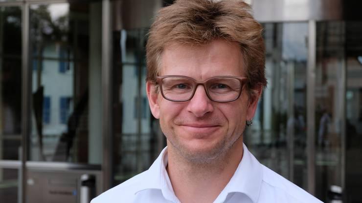 Balthasar Thalmann, Leiter der Abteilung Abfallwirtschaft und Betriebe beim kantonalen Amt für Abfall, Wasser, Energie und Luft (Awel)
