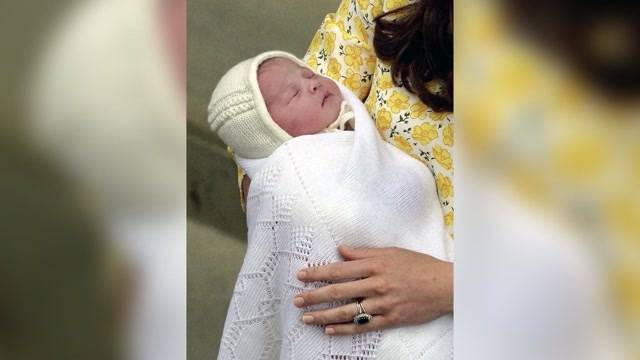 So wird das Royal Baby