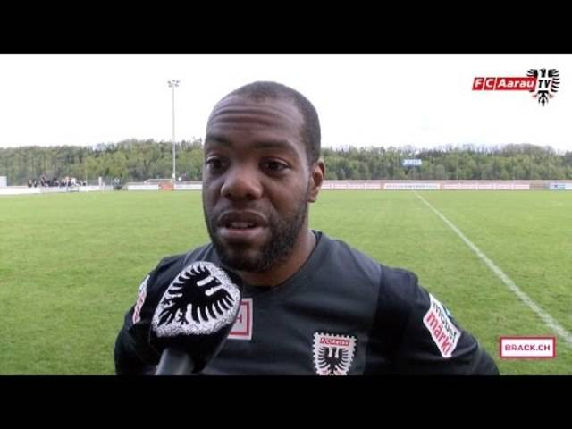 FC Le Mont - FC Aarau 1:1 (24.04.2016) Stimmen zum Spiel