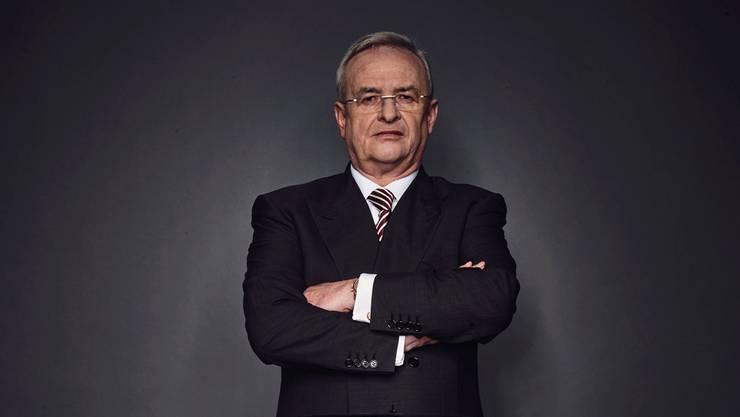 Martin Winterkorn, der ehemals angesehene VW-Konzernchef.