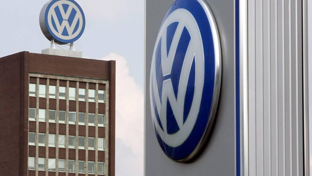 VW bleibt in der Spur. (Archivbild)