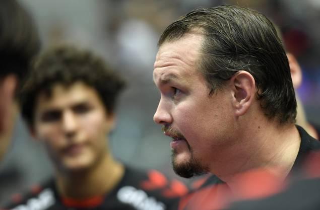 HSC-Cheftrainer Misha Kaufmann.