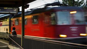 Störung im Bahnverkehr