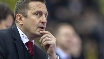 Ville Peltonen ist nicht mehr Trainer von Lausanne