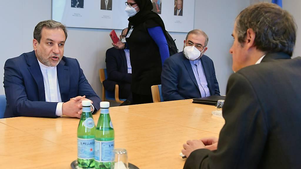 Iran will Atomverhandlungen in Wien nur bedingt fortsetzen
