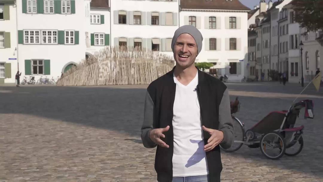 Trailer zur virtuellen Führung durch Basel vom Virtual City Tours