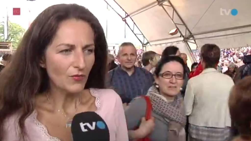 Nancy Holten hat erreicht, dass die Aargauer Regierung sie direkt einbürgert.