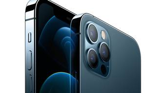 Das neue « iPhone 12» von Apple.