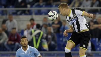 Silvan Widmer: Der fleissige Verteidiger im Trikot von Udinese