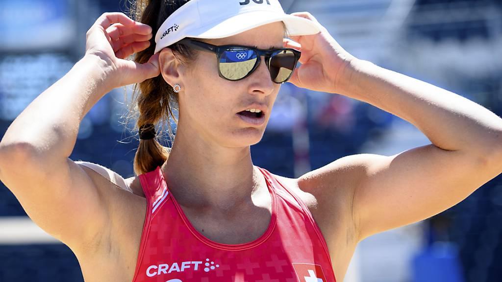 Keine Beach-SM für Joana Heidrich