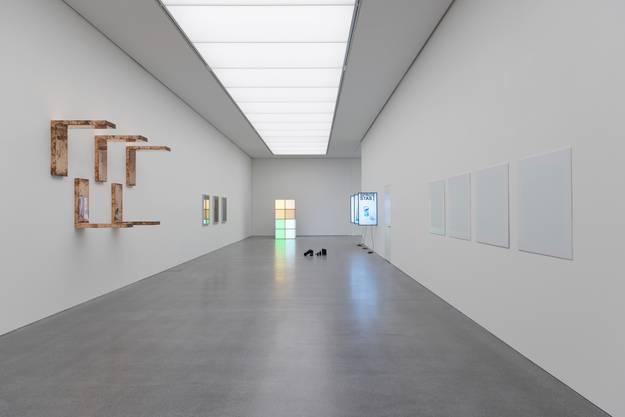 Das Bündner Kunstmuseum zeigt Werke, die sich mit Systemen auseinandersetzen.
