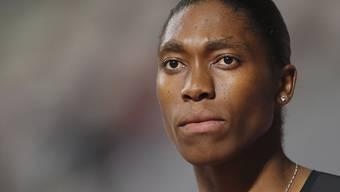 Caster Semenya will am Sonntag in Stanford über 800 m starten - darf sie auch?