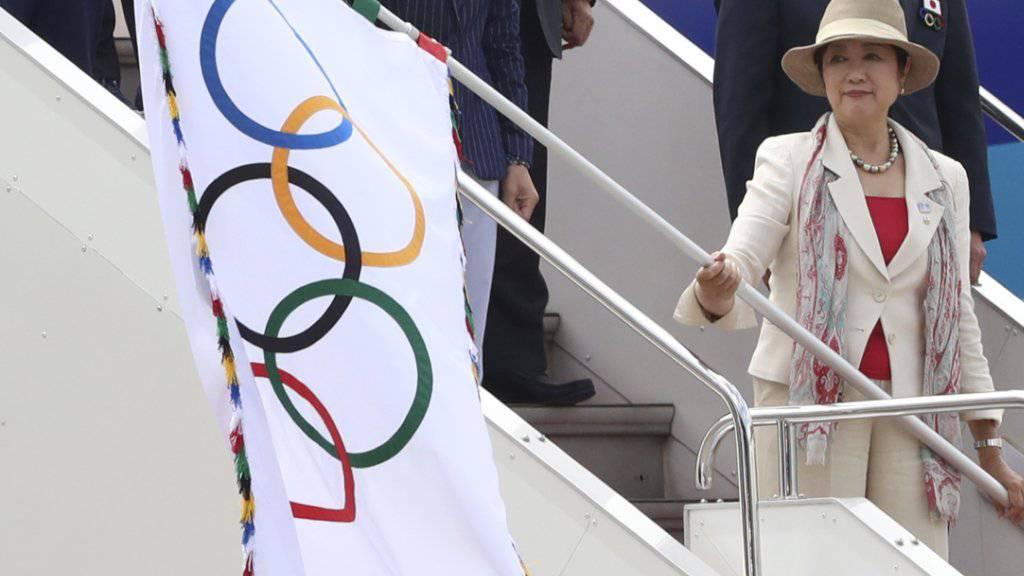 Das Bewerbungskomitee von Tokio 2020 wurde von Korruptionsvorwürfen entlastet