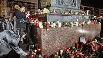 Altar Opfer Hanau