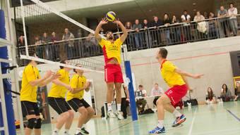 Das Zusammenspiel passte: Lucian Jachowicz und Stjepan Grgic führten das Team zum Sieg.