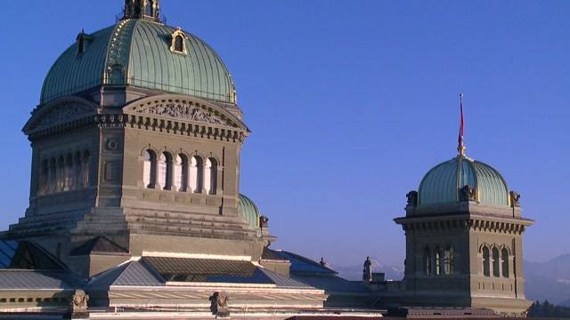 Bundeshaus sei Palast des Sexismus