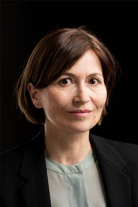 Regula Rytz, Präsidentin der Grünen
