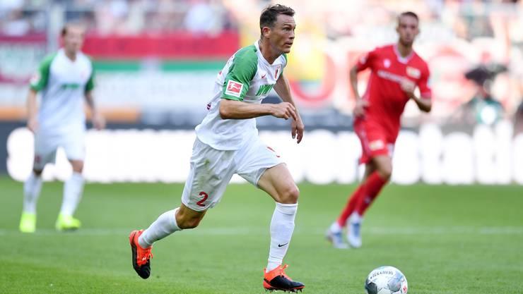 Wann darf Lichtsteiner der Schweiz wieder helfen? Neu spielt der Noch-Captain in der Bundesliga für Augsburg