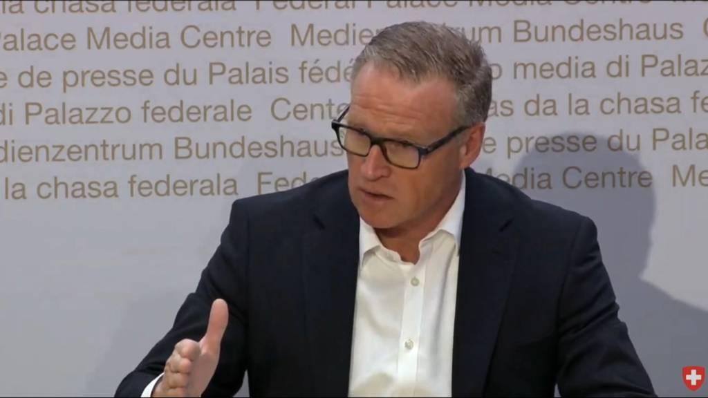Andreas Meyer: «Das ist der grösste Fahrplanwechsel, den es im öffentlichen Verkehr je gegeben hat.»